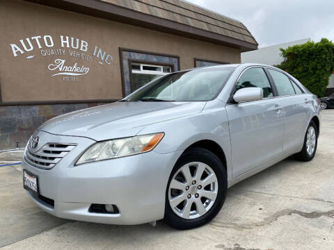 2007 Toyota Camry for sale at Auto Hub, Inc. in Anaheim CA