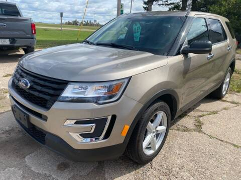 2017 Ford Explorer for sale at SUNSET CURVE AUTO PARTS INC in Weyauwega WI