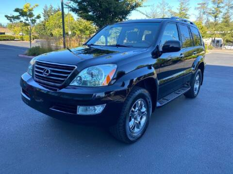 2009 Lexus GX 470 for sale at Washington Auto Loan House in Seattle WA