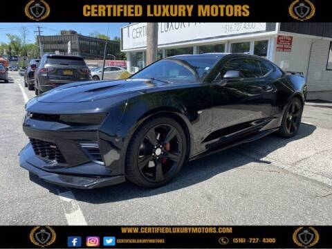 2016 Chevrolet Camaro for sale at Certified Luxury Motors in Great Neck NY