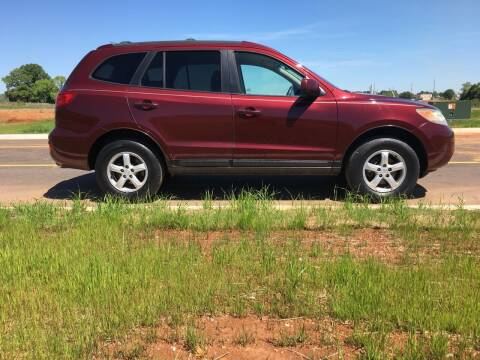2007 Hyundai Santa Fe for sale at Tennessee Valley Wholesale Autos LLC in Huntsville AL