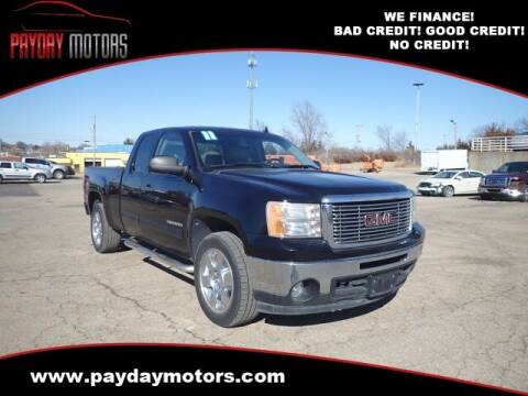 2011 GMC Sierra 1500 for sale at Payday Motors in Wichita And Topeka KS