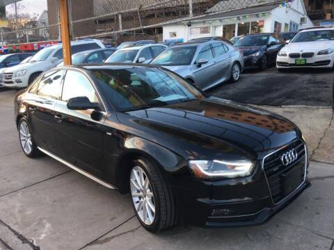 2014 Audi A4 for sale at Sylhet Motors in Jamacia NY