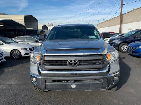 2015 Toyota Tundra for sale at Auto Center Of Las Vegas in Las Vegas NV