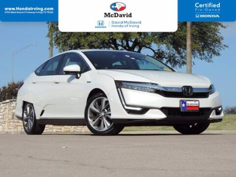 2018 Honda Clarity Plug-In Hybrid for sale at DAVID McDAVID HONDA OF IRVING in Irving TX