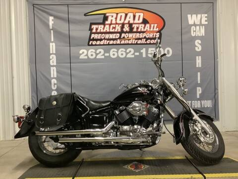 1998 Yamaha V-Star for sale at Road Track and Trail in Big Bend WI