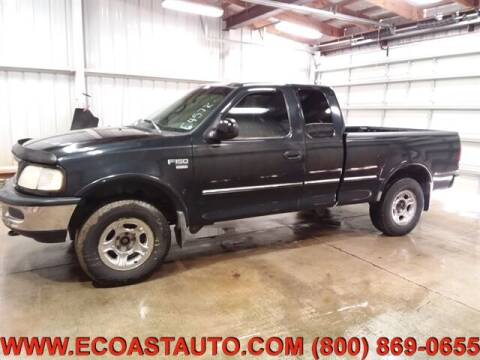 1998 Ford F-150 for sale at East Coast Auto Source Inc. in Bedford VA