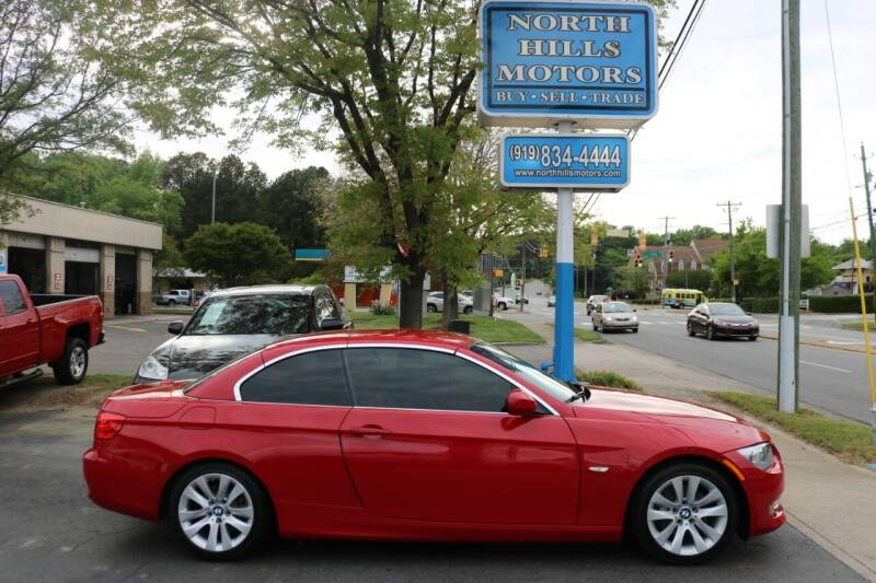 2011 BMW 3 Series for sale at North Hills Motors in Raleigh NC