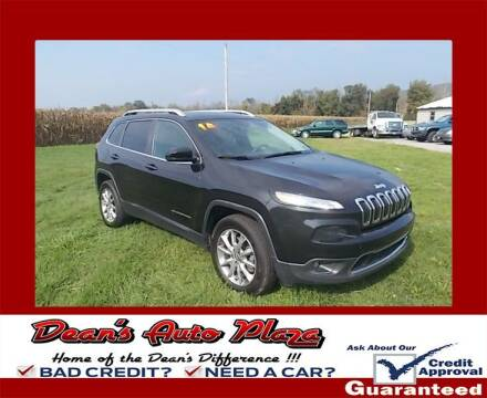 2014 Jeep Cherokee for sale at Dean's Auto Plaza in Hanover PA