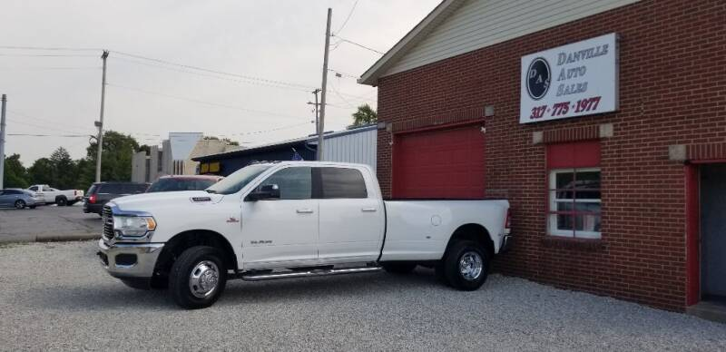 2019 RAM Ram Pickup 3500 for sale at DANVILLE AUTO SALES in Danville IN