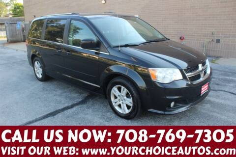 2011 Dodge Grand Caravan for sale at Your Choice Autos in Posen IL