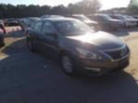 2014 Nissan Altima for sale at Hickory Used Car Superstore in Hickory NC
