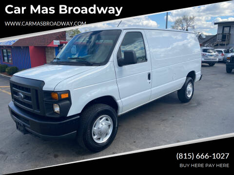 2008 Ford E-Series Cargo for sale at Car Mas Broadway in Crest Hill IL