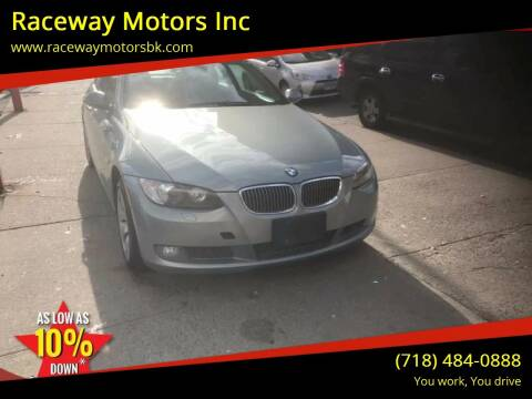 2008 BMW 3 Series for sale at Raceway Motors Inc in Brooklyn NY