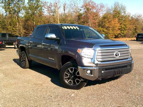 2017 Toyota Tundra for sale at Let's Go Auto Of Columbia in West Columbia SC