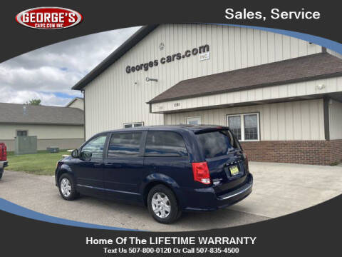 2012 Dodge Grand Caravan for sale at GEORGE'S CARS.COM INC in Waseca MN