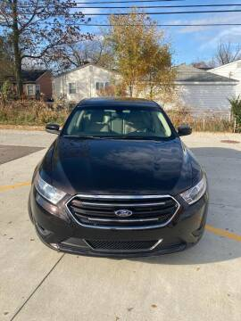 2013 Ford Taurus for sale at Suburban Auto Sales LLC in Madison Heights MI
