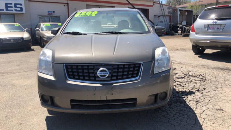 2007 Nissan Sentra for sale at ALVAREZ AUTO SALES in Des Moines IA