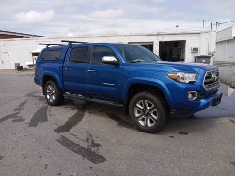 2016 Toyota Tacoma for sale at Auto Finance of Raleigh in Raleigh NC