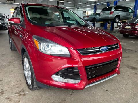 2016 Ford Escape for sale at John Warne Motors in Canonsburg PA