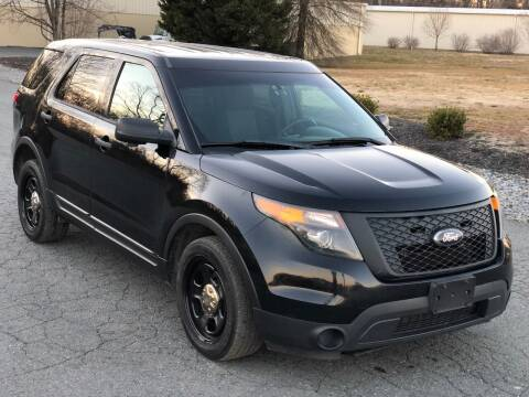 2014 Ford Explorer for sale at ECONO AUTO INC in Spotsylvania VA