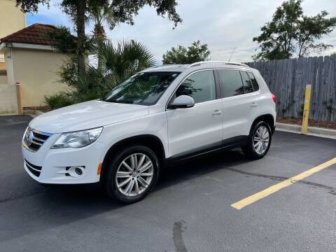 2011 Volkswagen Tiguan for sale at Asap Motors Inc in Fort Walton Beach FL