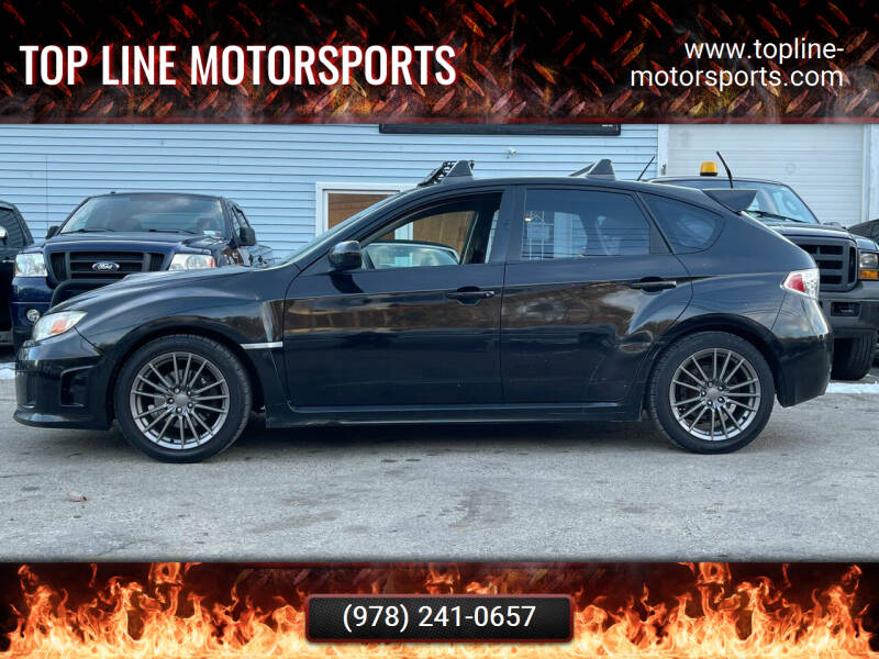 2013 Subaru Impreza for sale at Top Line Motorsports in Derry NH