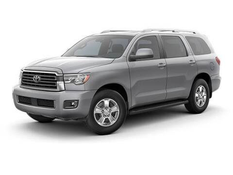 2019 Toyota Sequoia for sale at West Motor Company in Preston ID