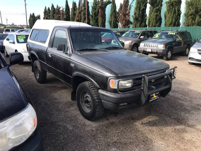 1994 Mazda B-Series Pickup for sale at Golden Coast Auto Sales in Guadalupe CA