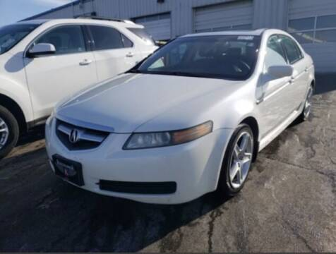 2006 Acura TL for sale at HW Used Car Sales LTD in Chicago IL