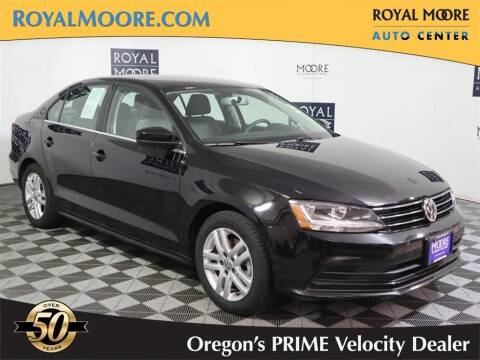 2017 Volkswagen Jetta for sale at Royal Moore Custom Finance in Hillsboro OR