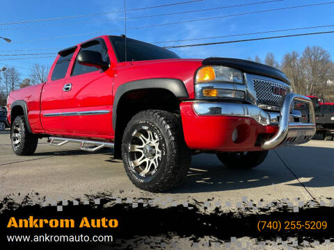 2004 GMC Sierra 1500 for sale at Ankrom Auto in Cambridge OH