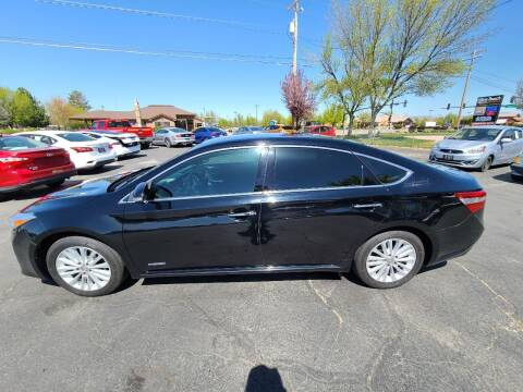 2013 Toyota Avalon Hybrid for sale at Silverline Auto Boise in Meridian ID