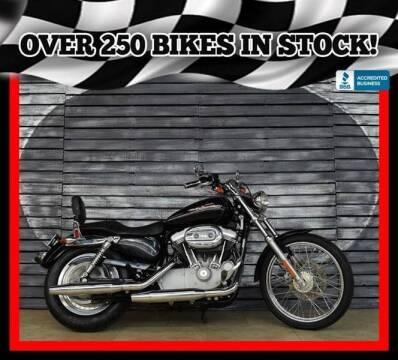 2004 Harley-Davidson Sportster for sale at AZautorv.com in Mesa AZ