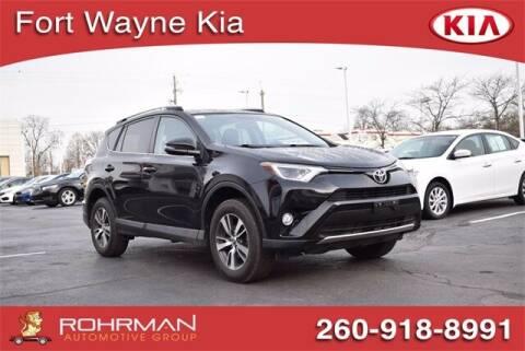 2016 Toyota RAV4 for sale at BOB ROHRMAN FORT WAYNE TOYOTA in Fort Wayne IN