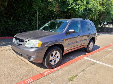2004 Mazda Tribute for sale at DFW Autohaus in Dallas TX