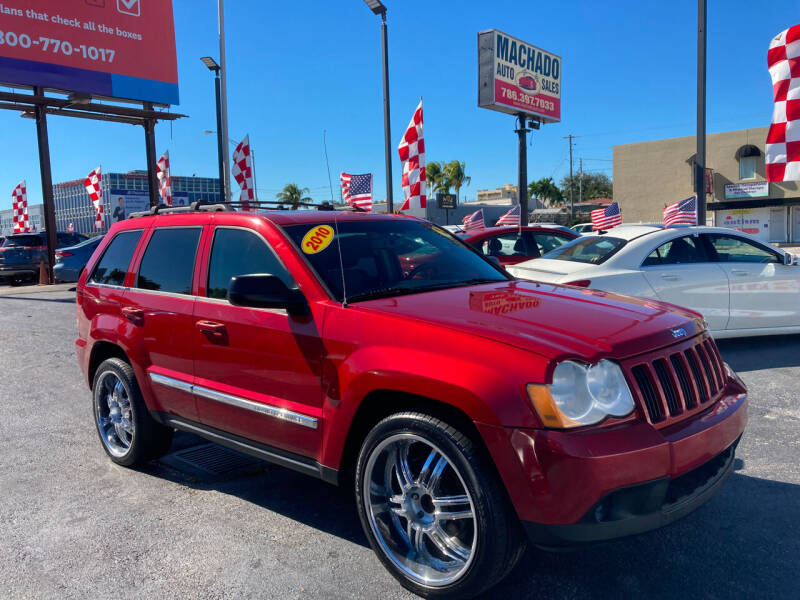 2010 Jeep Grand Cherokee for sale at MACHADO AUTO SALES in Miami FL