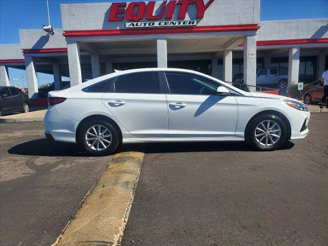 2019 Hyundai Sonata for sale at EQUITY AUTO CENTER in Phoenix AZ