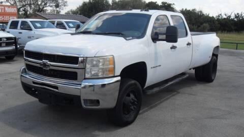 2008 Chevrolet Silverado 3500HD for sale at 277 Motors in Hawley TX
