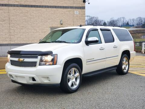 2009 Chevrolet Suburban for sale at FAYAD AUTOMOTIVE GROUP in Pittsburgh PA