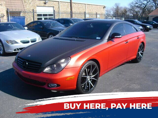 2007 Mercedes-Benz CLS for sale at German Exclusive Inc in Dallas TX