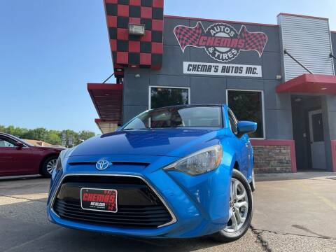 2017 Toyota Yaris iA for sale at Chema's Autos & Tires in Tyler TX