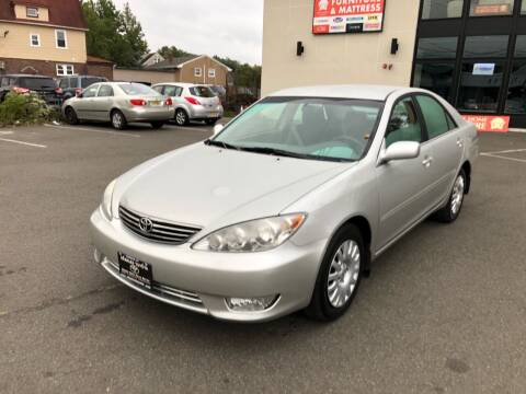 2006 Toyota Camry for sale at MAGIC AUTO SALES in Little Ferry NJ