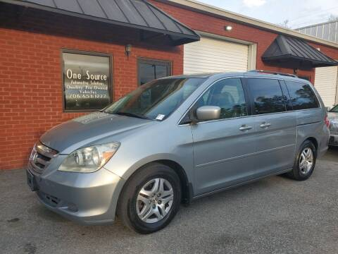 2006 Honda Odyssey for sale at One Source Automotive Solutions in Braselton GA