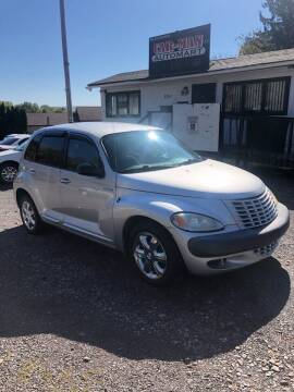 2005 Chrysler PT Cruiser for sale at Car Man Auto in Old Forge PA