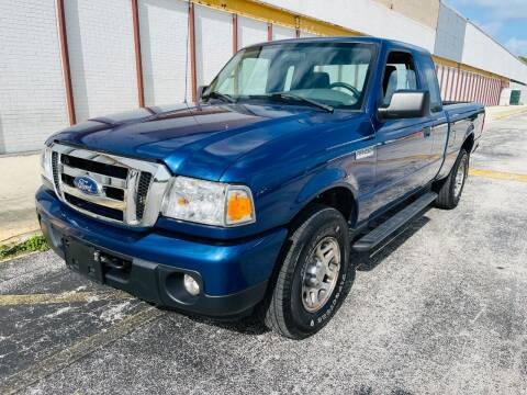 2010 Ford Ranger for sale at AUTO PLUG in Jacksonville FL