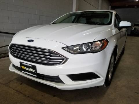 2018 Ford Fusion for sale at 916 Auto Mart ONLY $399 DOWN!!!* in Sacramento CA