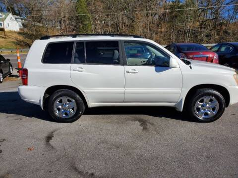 2003 Toyota Highlander for sale at DISCOUNT AUTO SALES in Johnson City TN