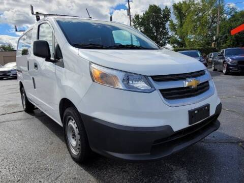 2016 Chevrolet City Express Cargo for sale at Dixie Automart LLC in Hamilton OH