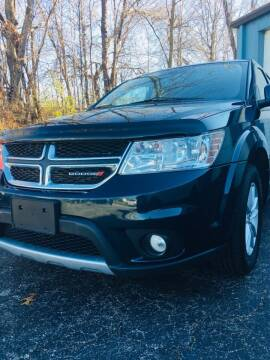 2014 Dodge Journey for sale at Thompson Auto Diagnostics / Auto Sales Division in Mishawaka IN